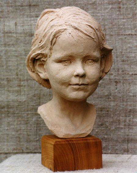 Veronica Wilkinson - Terracotta - Life size