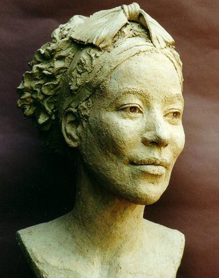Mina Lewis - Terracotta - Life size
