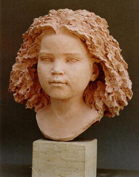 Georgia Pienaar - Terracotta - Life size